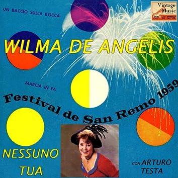 Vintage Italian Song No. 65 - EP: Festival De San Remo 1959
