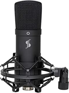 Stagg SUM45 SET Cardioid USB Microphone Set with Accessories