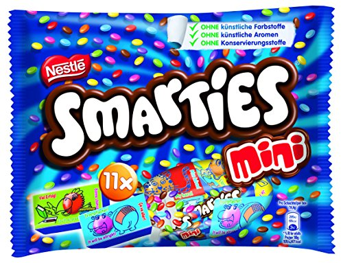 Nestlé Smarties Mini Lentejas de colores 158 g