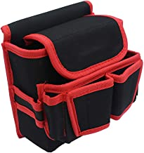 Jianghuayunchuanri Taille Tool Bag 6 Pocket Oxford Doek Tool Bag Dikken Multifunctionele Reparateur Elektricien Gereedscha...