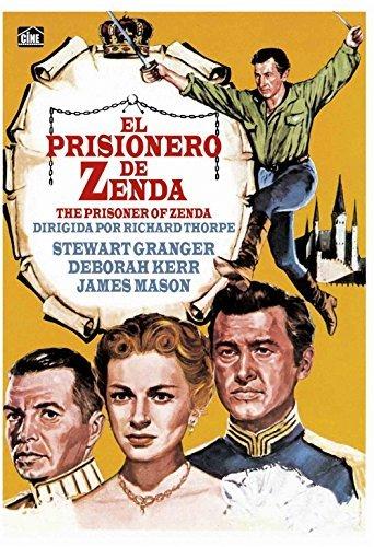 The prisoner of Zenda - El prisionero de Zenda - Richard Thorpe