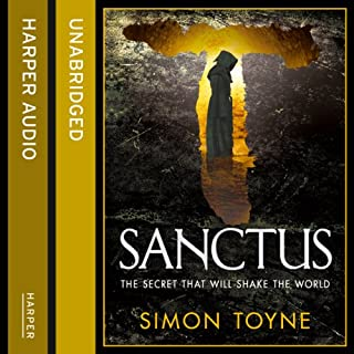 Sanctus                   By:                                                                                                                                 Simon Toyne                               Narrated by:                                                                                                                                 Jonathan Keeble                      Length: 12 hrs and 36 mins     387 ratings     Overall 4.0