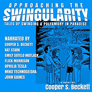 Approaching the Swingularity cover art