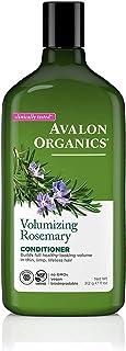 Avalon Organics Volumizing Rosemary Conditioner, 11 oz.