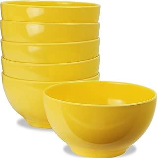Best yellow soup bowl Reviews