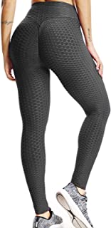 Mallas Pantalones Deportivos Leggings Mujer Yoga Alta Cintura Gran Elásticos Fitness