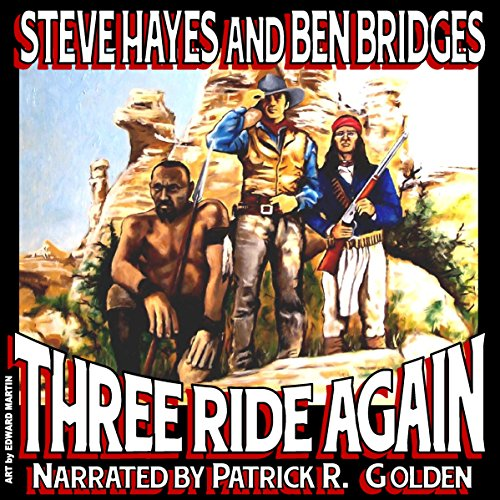 Three Ride Again cover art
