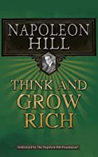 Cover image of Think and Grow Rich by Napoleon Hill