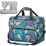HOMEST Sewing Machine Carrying Case, Universal Tote Bag...
