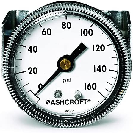 Ashcroft 25 1001T 02B XUC Milwaukee Mall 200#; Sales for sale 2.5