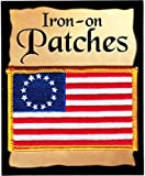 Betsy Ross Flag Iron-on Embroidered Patch