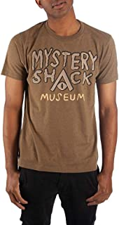 Gravity Falls - Mystery Shack Museum - T-Shirt - Officially Licensed