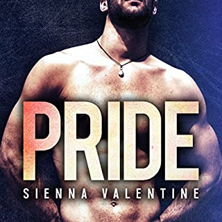 Pride: A Bad Boy and Amish Girl Romance audiobook cover art