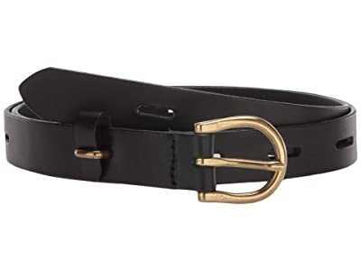 Madewell Backcountry Belt (True Black) Women