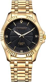 Best gold watch black face Reviews
