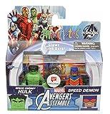 Minimates SPEED ENERGY HULK & SPEED DEMON Walgreens Exclusive Avengers Assemble 2-pack