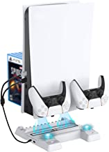 $29 » Sponsored Ad - NexiGo PS5 Accessories Stand with Cooling Station for Playstation 5 Disc & Digital Editions, Dual Controlle...