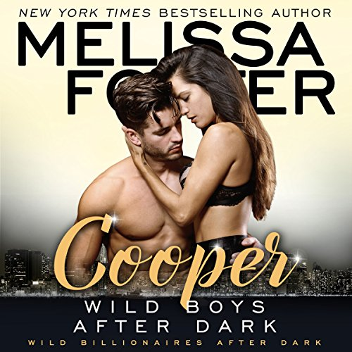 Wild Boys After Dark: Cooper audiobook cover art