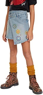 Desigual Skirt Denver Falda para Niñas