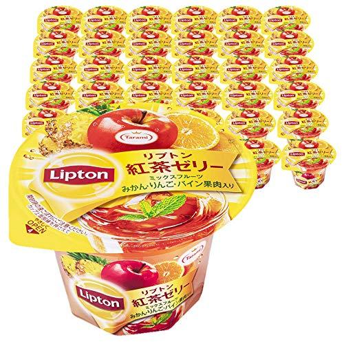 たらみ リプトン 紅茶ゼリー 230g 36個セット