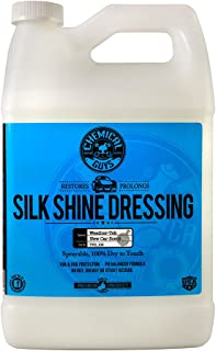 Chemical Guys TVD_109 - Silk Shine Sprayable Dry-to-The-Touch Dressing for Tires, Trim, Vinyl, Plastic and More (1 Gal)