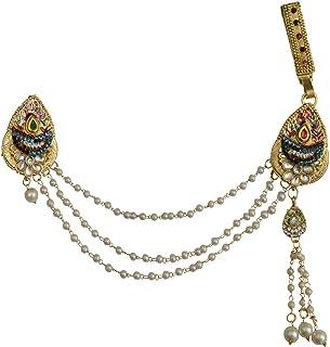 Taj Pearl Traditional Kamarbandh/Waist Belts