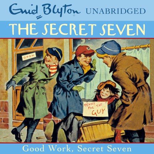Good Work, Secret Seven cover art