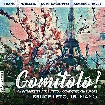 Gomitolo! An Interpreter's Tribute to a COVID-Stricken Europe