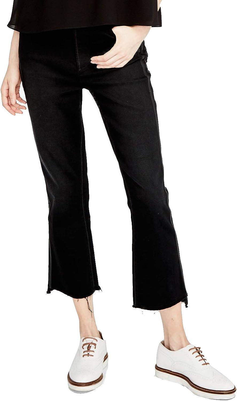 Rachel Rachel Roy Women's Cropped FlareLeg Jeans