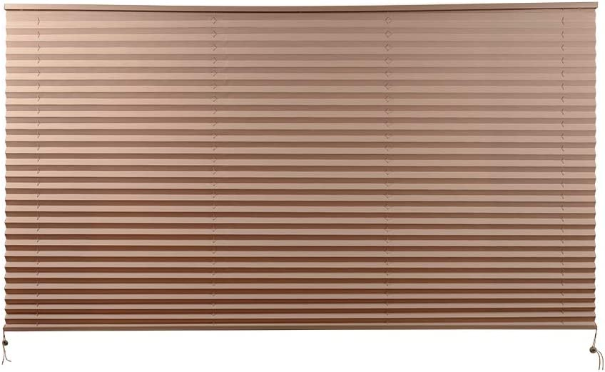 Camper Comfort Attention brand Ultra-Cheap Deals Cappuccino RV Pleated Shades Blinds