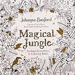 Follow Ink Evangelist Johanna Basford Down An Inky Trail Through The Magical Jungle And Discover A