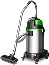 Cordless Vacuum Cleaner Vacuum Cleaner - High-Power Stainless Steel Wet and Dry Carpet Vacuum Cleaner for Commercial Hotel...