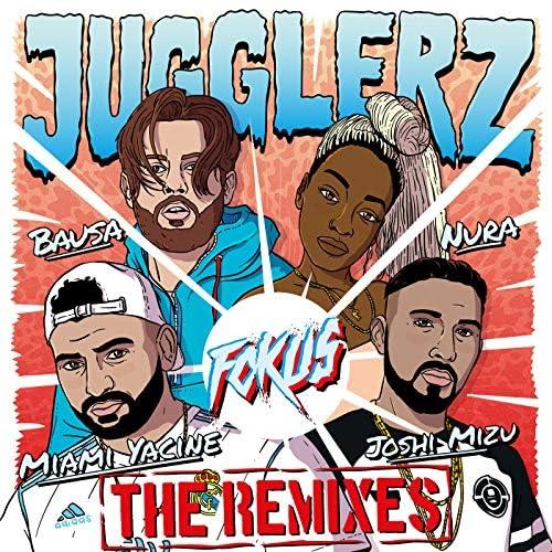 Jugglerz feat. Miami Yacine, Nura, Bausa & Joshi Mizu