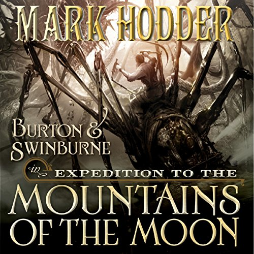 Expedition to the Mountains of the Moon cover art