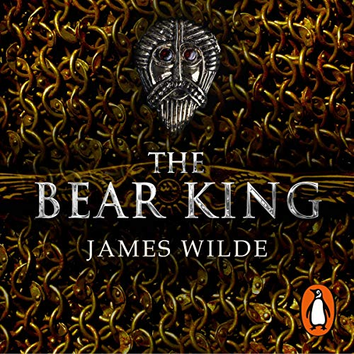 The Bear King cover art