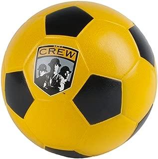 Foamheads Mini Indoor Outdoor Soccer Ball. MLS Licensed Foam Soccer Ball.