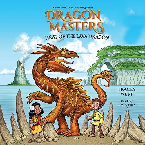 Heat of the Lava Dragon cover art
