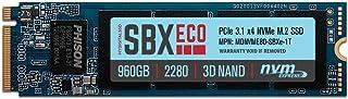 MyDigitalSSD 480GB SBXe Single-Sided 42mm (2242-S2-M) M.2 PCI Express 3.1 x4 (PCIe Gen3 x4) NVMe SSD - MDNVME42-SBXe-0512