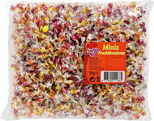 Red Band Mini-fruitbons, per stuk verpakt (1 x 3 kg)