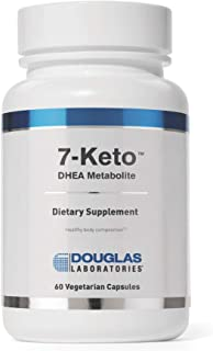 Douglas Laboratories - 7-Keto - Supports Thermogenic and Fat-Burning Activity* - 60 Capsules