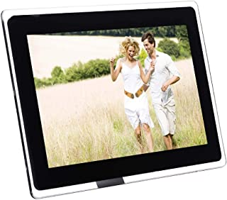 Hi-Res Digital Photo Digital Picture Frame with USB and SD Card Slots 10.1 Inch Widescreen Digital 1280x800 WW/&C Digital Photo Frame