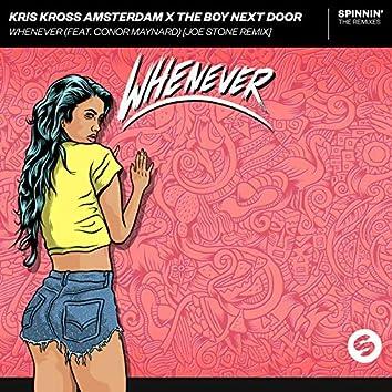 Whenever (Joe Stone Remix)
