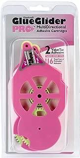 Glue Arts GPP03369 GlueGlider Pro Plus Refill Cartridges, 2-Pack