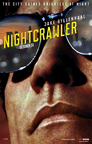 Poster Nightcrawler Movie 70 X 45 cm
