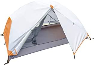 Survivalist Outdoor UL 2 Person Ultralight Backpacking Tent for 3-Season Camping and Expeditions Hiking Tent Hubba Tent