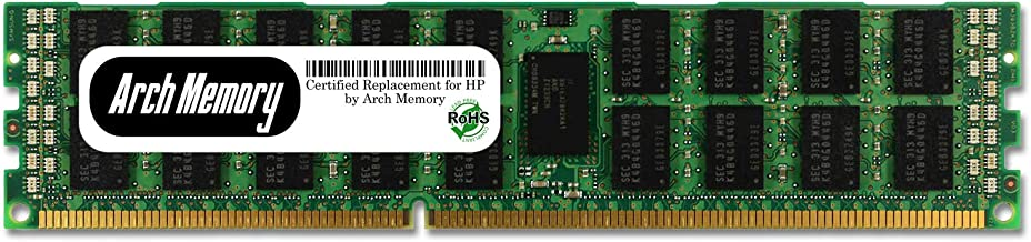 Arch Memory Replacement for HP 8GB 604506-B21 240-Pin DDR3 ECC RDIMM RAM for Proliant DL360 G6 DL370 G6 DL380 G6 ML150 Server