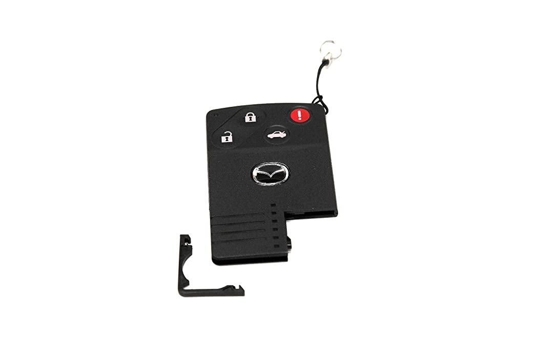 Mazda NFY7-67-5RYB, Remote Control Transmitter for Keyless Entry and Alarm System