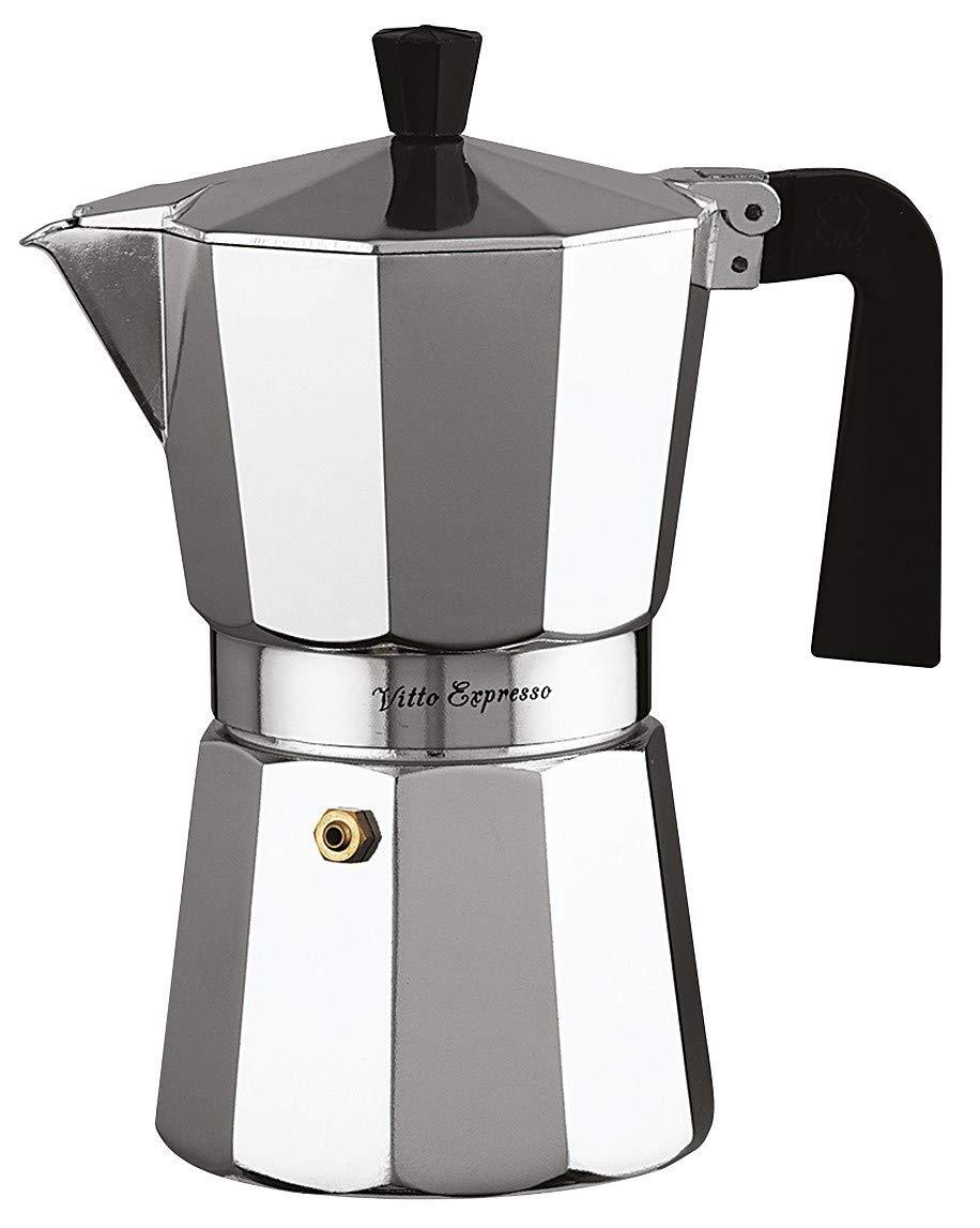 Filtro y 2 Junta para cafetera Vitto – diámetro Junta 8 cm – 9 tazas: Amazon.es: Hogar