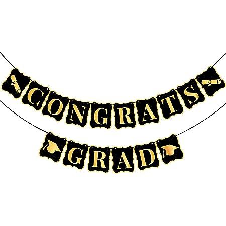 Congratulations Banner  Sign  Bridal Shower  Baby Shower  Graduation 2016  Class Of 2016