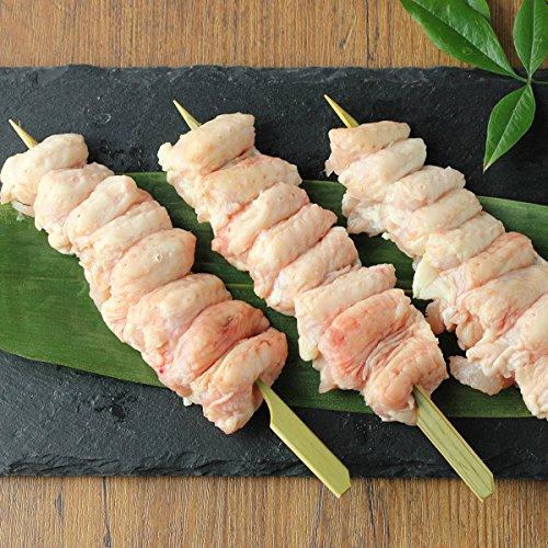 水郷のとりやさん 国産 鶏肉 ぼんじり 生串 3本入 焼き鳥 生 串 手刺し (ぼんぼち さんかく)